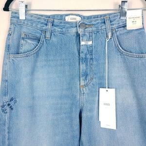 Closed Jeans - CLOSED Heartbreaker Jeans NWT Embroidered
